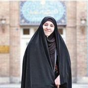 Iran : une femme porte-parole de la diplomatie