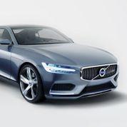 Volvo Concept Coupé: retour vers le futur