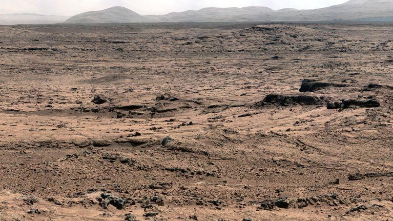 L'origine martienne de la vie en débat