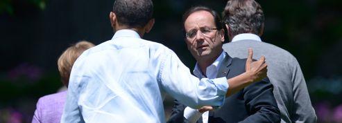 Syrie: Hollande, seul allié européen d'Obama
