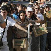 Syrie: l'inquiétude monte en Israël