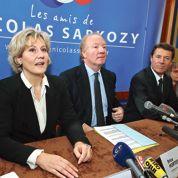 Les Amis de Sarkozy regardent «l'avenir»
