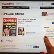 Le site de L'Express pourrait devenir payant