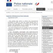La «police des polices» débarque sur le net