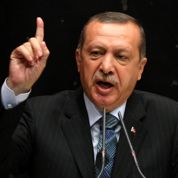 Erdogan plaide pour une intervention massive