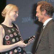 Douglas et Blanchett séduisent Deauville
