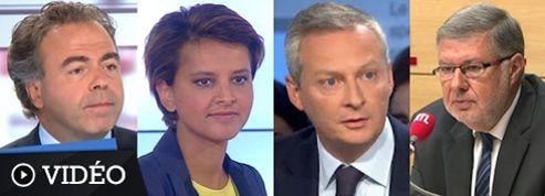 «La France ne va pas se laisser impressionner» par Assad