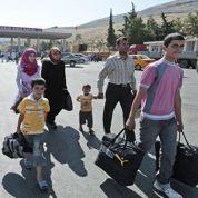 Syrie : le conflit a fait fuir un habitant sur dix