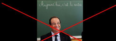 Photo de Hollande retirée : l'AFP explique