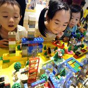 Lego devient le numéro deux mondial du jouet