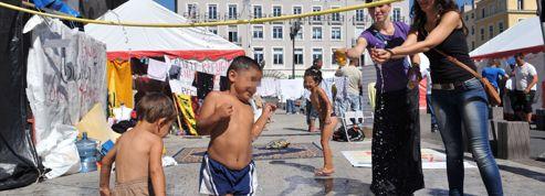 Les logements d'urgence saturés par l'explosion des demandes d'asile