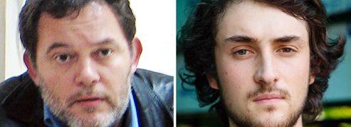 Les portraits des otages en Syrie affichés au siège du PS