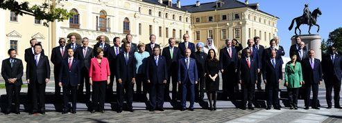 La croissance des pays émergents préoccupe le G20