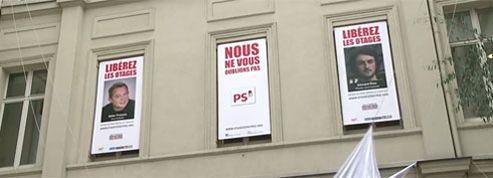 Le PS se mobilise pour les deux journalistes otages en Syrie