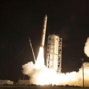 Une sonde américaine en route vers la Lune