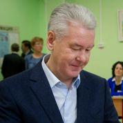 Le maire sortant de Moscou donné gagnant