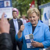 En Norvège, la droite au seuil du pouvoir