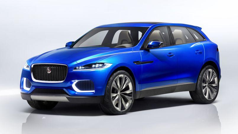 Avec le concept C-X17, Jaguar prend de la hauteur