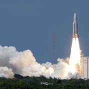 Arianespace : une année record en 2013