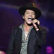 Bruno Mars, showman du prochain Super Bowl