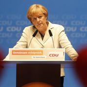 Merkel veut empêcher la démobilisation