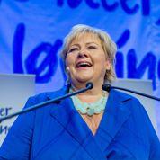 Norvège: le retour des conservateurs