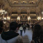La générale d' Alceste à l'Opéra Garnier