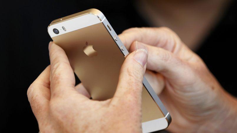 l 39 iphone 5s le petit pas en avant d 39 apple. Black Bedroom Furniture Sets. Home Design Ideas