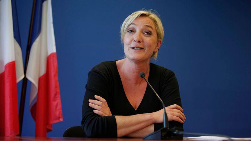Marine Le Pen veut «démontrer que la situation catastrophique du pays n'est pas une fatalité» et qu'une autre politique, dont elle prétend être le héraut, est possible.
