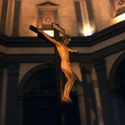 Quand l'art en croix fait scandale