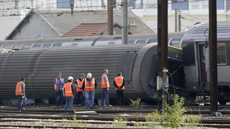 Accident de Brétigny : les anomalies de l'enquête préliminaire