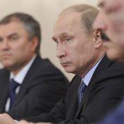 Syrie : la Russie avance la carte iranienne