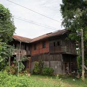 Orwell: sa maison dans l'œil des Birmans