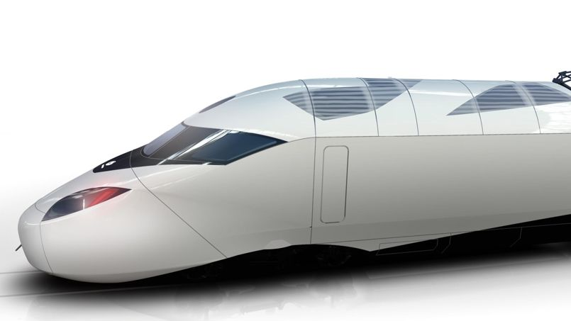 À quoi va ressembler le TGV du futur ?