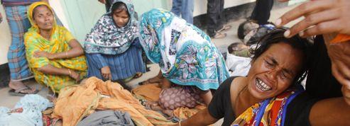 Après les drames au Bangladesh, les industriels discutent des indemnités