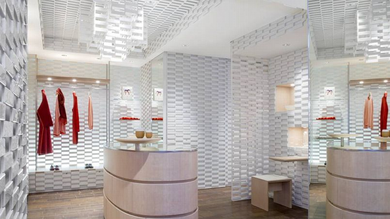 shang xia la premi re marque de luxe chinoise d barque paris. Black Bedroom Furniture Sets. Home Design Ideas