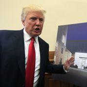 L'appétit sans fin de Trump pour les hôtels