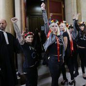 Le procès des Femen renvoyé en février
