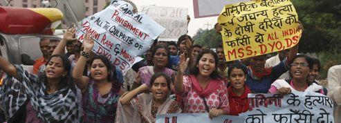 Viol collectif en Inde : les quatre accusés condamnés à mort