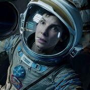 Gravity ,un thriller spatial en apesanteur