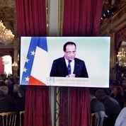 Hollande sur TF1 pour rester dans le jeu