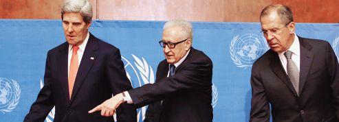 Syrie: Kerry et Lavrov piétinent à Genève