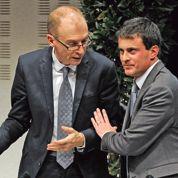 Réforme pénale: Valls à l'écoute des juges