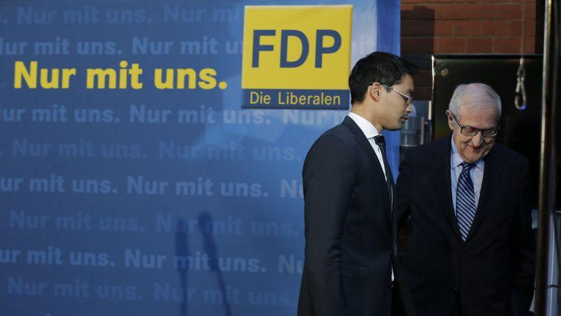 État d'alerte pour les libéraux en Allemagne