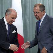 Syrie: divergences entre Paris et Moscou