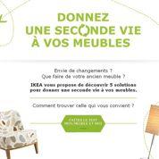 Ikea reprend ses anciens meubles