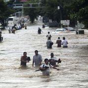 Le Mexique sous les eaux