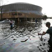 2005, les USA stupéfaits des ravages de Katrina