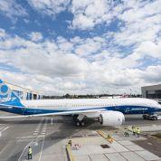 Premier vol d'essai pour le Boeing 787-9