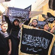 La poussée djihadiste en Syrie